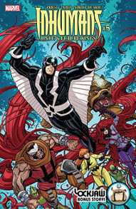 Inhumans: Once And Future Kings #5
