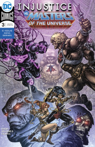 Injustice Vs. Masters of the Universe #3