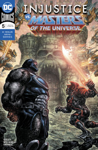 Injustice Vs. Masters of the Universe #5