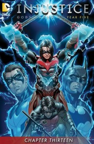 Injustice: Year Five #13