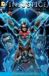Injustice: Year Five #14