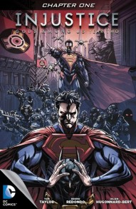 Injustice: Year Two #1
