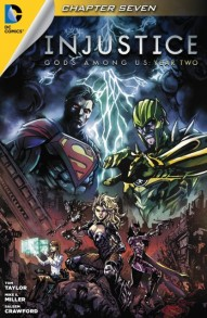 Injustice: Year Two #7