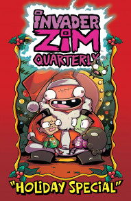 Invader Zim: Quarterly: Holiday Special #1