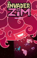 Invader Zim Vol. 5 TP Reviews