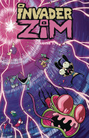 Invader Zim Vol. 7 TP Reviews