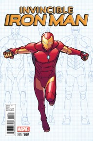Invincible Iron Man (2015)
