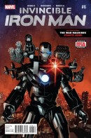 Invincible Iron Man (2015) #6