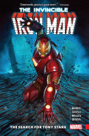 Invincible Iron Man (2016) The Search For Tony Stark TP Reviews
