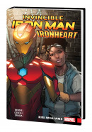 Invincible Iron Man (2016) Vol. 1: Riri Williams TP Reviews