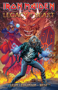 Iron Maiden: Legacy of the Beast Collected