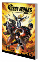 Iron Man 2020 (2020) Robot Revolution - Force Works TP Reviews