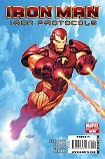 Iron Man: The Iron Protocols #1