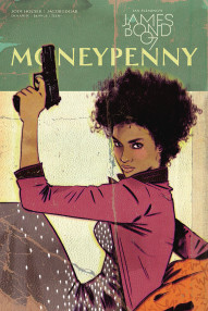 James Bond: Moneypenny (One Shot)