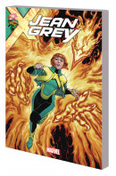 Jean Grey Vol. 1: Nightmare Fuel TP Reviews