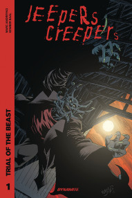 Jeepers Creepers Vol. 1: Trail Beast