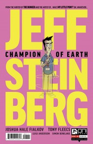 Jeff Steinberg: Champion of Earth #1