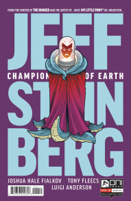 Jeff Steinberg: Champion of Earth #4