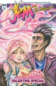 Jem and the Holograms Valentines Day Special