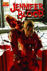Jennifer Blood #25