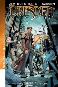 Jim Butcher's The Dresden Files: Wild Card #1