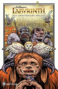 Jim Henson's Labyrinth: 30th Anniversary Special #1