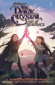 Jim Henson's The Dark Crystal: Age of Resistance #4