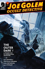 Joe Golem: Occult Detective: The Outer Dark #2