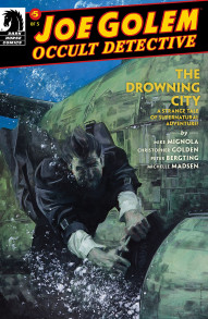 Joe Golem: Occult Detective: The Drowning City #5