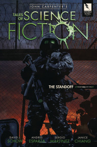 John Carpenter's Tales of Science Fiction: The Standoff #3