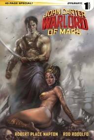 John Carter: Warlord Of Mars Special (One-Shot)
