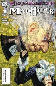 Joker's Asylum II: The Mad Hatter #1