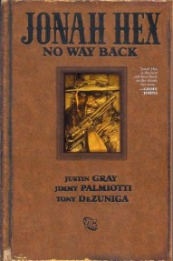 Jonah Hex: No Way Back #1