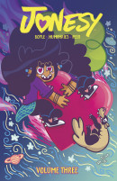 Jonesy Vol. 3 Reviews