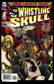 JSA Liberty Files: The Whistling Skull #1