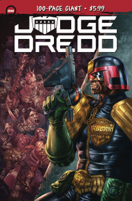 Judge Dredd: 100 Page Giant #1