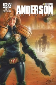 Judge Dredd: Anderson Psi-Division