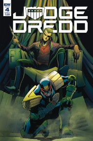 Judge Dredd: Under Siege #4