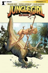 Jungle Girl: Season 3 #1