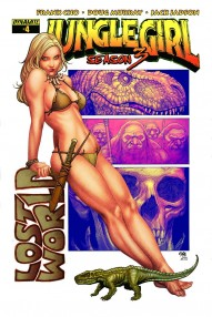 Jungle Girl: Season 3 #4