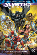 Justice League (2016) Vol. 3 Deluxe HC Reviews