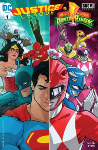 Justice League / Power Rangers