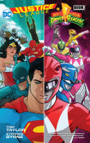 Justice League / Power Rangers Collected Reviews