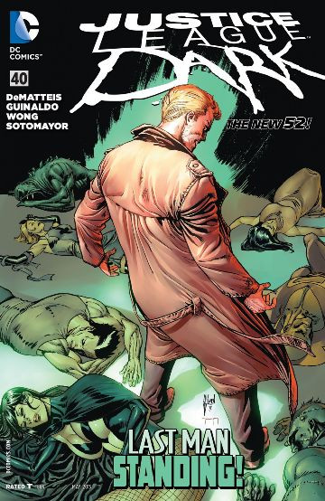 Justice League Dark Comic Series Reviews At Comicbookroundup
