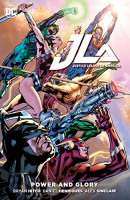 Justice League of America (2015) Power and Glory HC Reviews