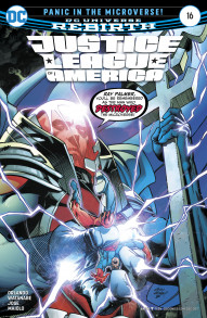 Justice League of America #16