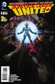 Justice League United #7