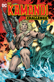 Kamandi Challenge Collected