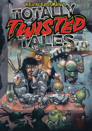 Kevin Eastmans Totally Twisted Tales #1