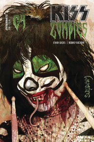Kiss: Zombies #4